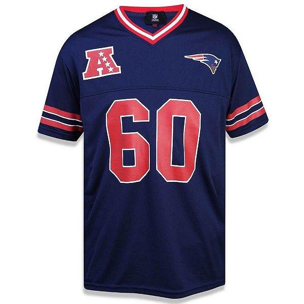3bd288786 Camiseta New Era NFL Jersey New England Patriots - Sports Vein Year Neepat