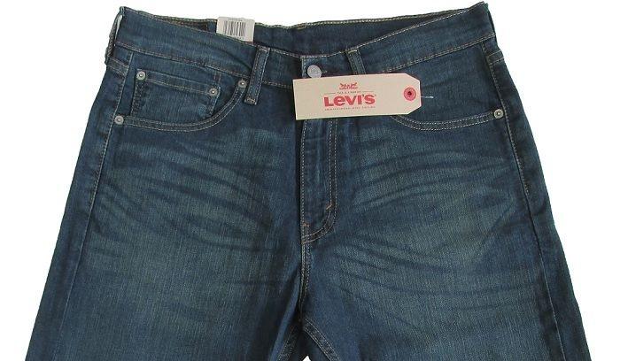 Calça Jeans Levis Masculina Corte Tradicional - Ref. 505-1064 - 98% Algodão / 2% Elastano