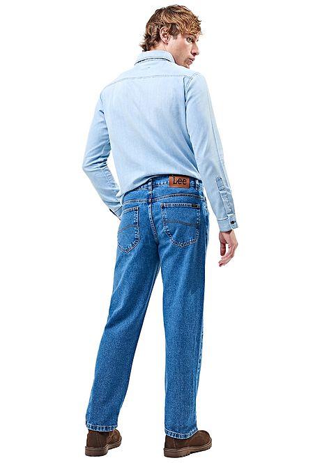 Calça Lee Chicago Masculina Reta Tradicional - Ref. 1009L - Jeans 100% Algodão