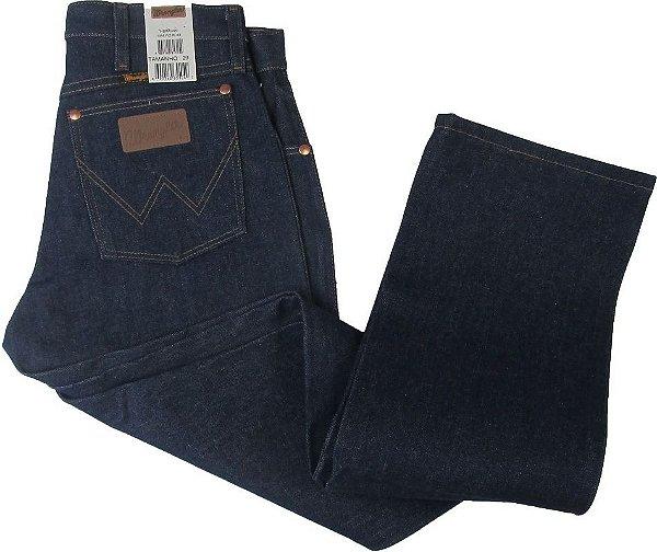 Calça Jeans (LONADA RIGIDA) Masculina Wrangler Reta Tradicional - Ref. 13MWZRI36 - 100% Algodão
