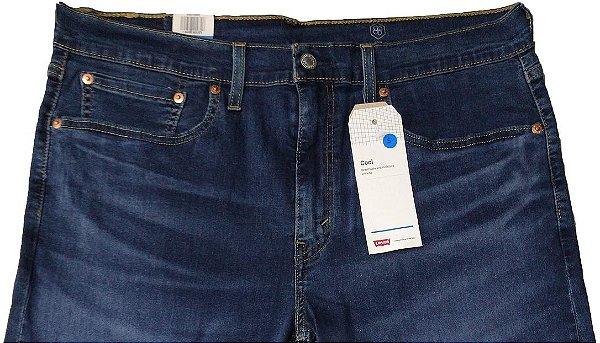 Calça Jeans Levis Masculina - Ref. 502-0689 Regular Taper - Boca Fina