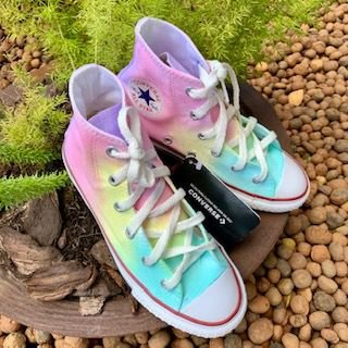 ALL STAR CANDY COLOR TIE DYE