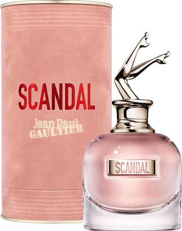 PERFUME JEAN PAUL GAULTIER SCANDAL Eau de parfum - Perfume Feminino 50ml