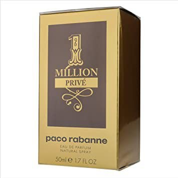 1 MILLION PRIVÉ  - masculino eau de parfum 50ml - 50 ml