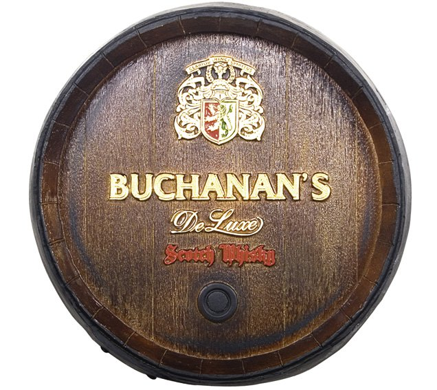 Barril Decorativo KG - Buchanan's