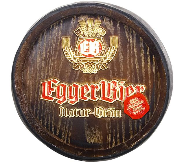 Barril Decorativo KG - Egger Bier