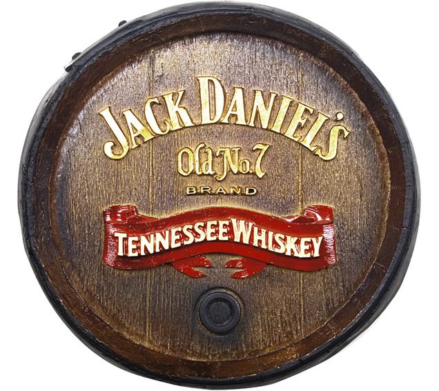 Barril Decorativo KG - Jack Daniel's