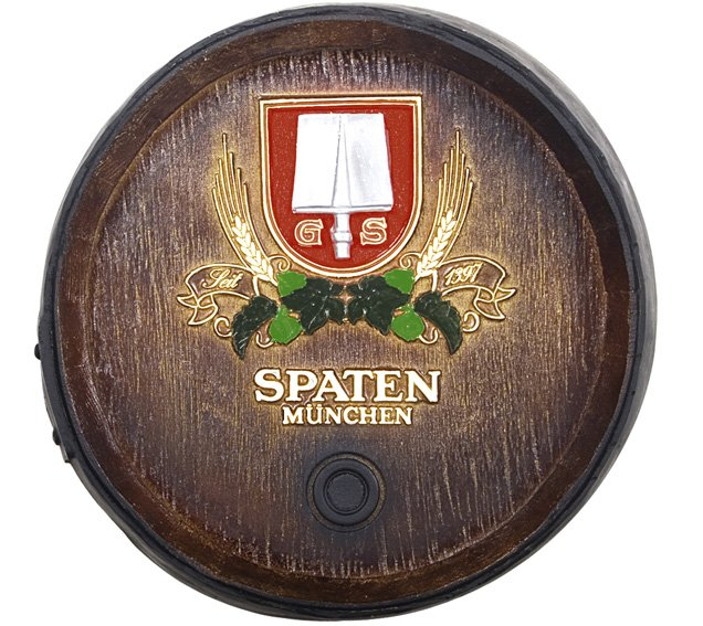 Barril Decorativo KG - Spaten