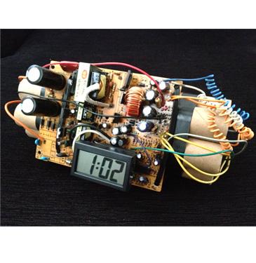 Relógio decorativo KG de mesa KG - Decoração – Simulacro Bomba