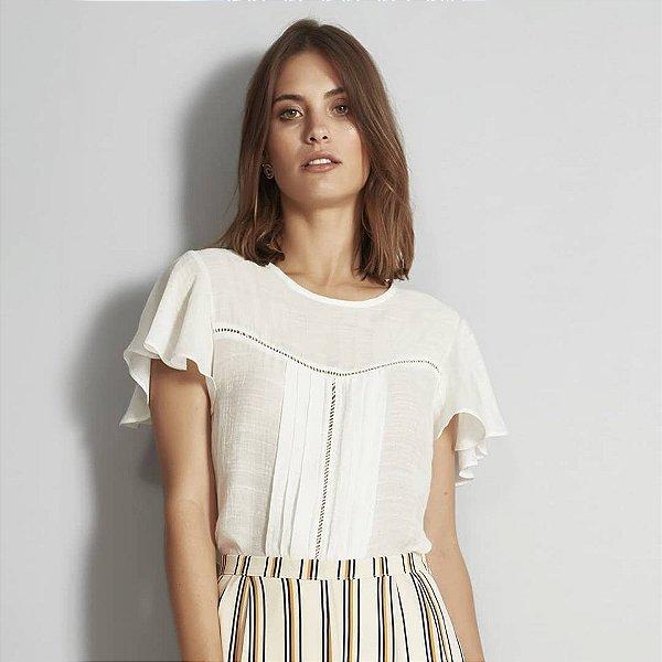 Blusa leve e casual Fato Básico
