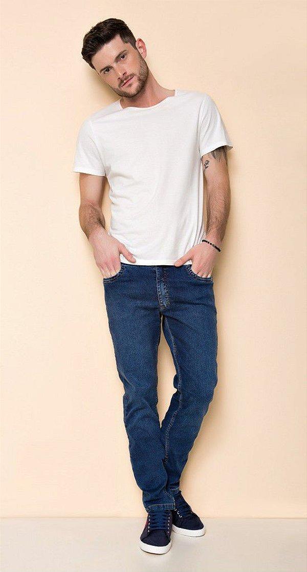 Calça jeans masculina zait