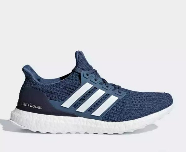Tênis Adidas Ultraboost 4.0 Azul Marinho