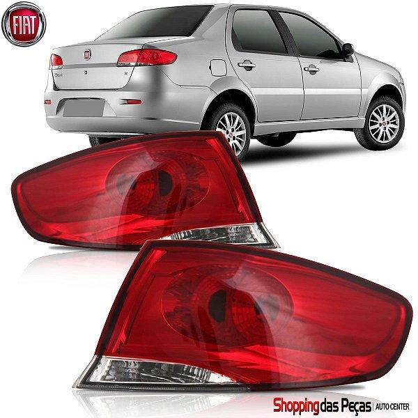 Lanterna Tras Siena 08/...12 Original Fiat Le