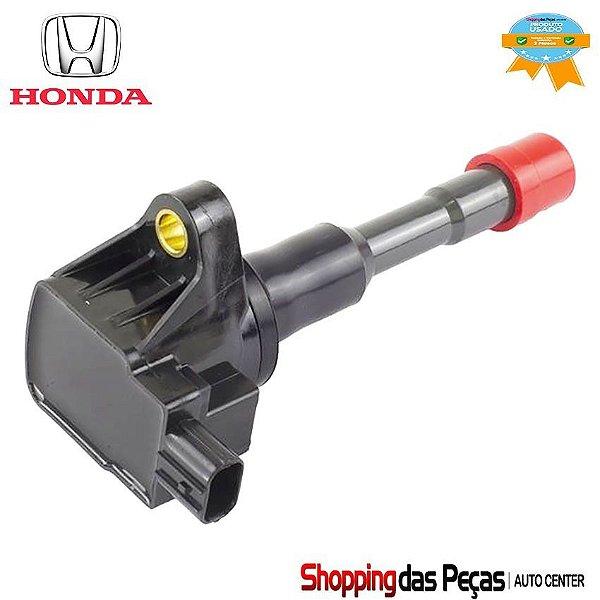 Bobina De Ignição Honda Fit 1.4 8v Cm11 108 Tras Original