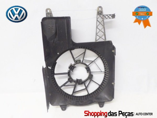 Defletor De Ventoinha Vw G3 G4 1.0 S/ar 5x31212010