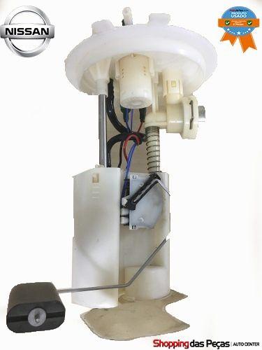 Bomba Combustível Completa Nissan 1.6 March 12/14 170401hi1a