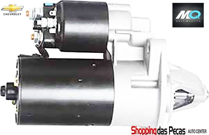 Motor Arranque Gm Astra Vectra 2.0 93 Mq0196 / 0001231002