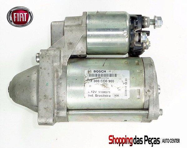 Motor Arranque Siena/palio Week 1.0 8v 51888975 Usado Orig