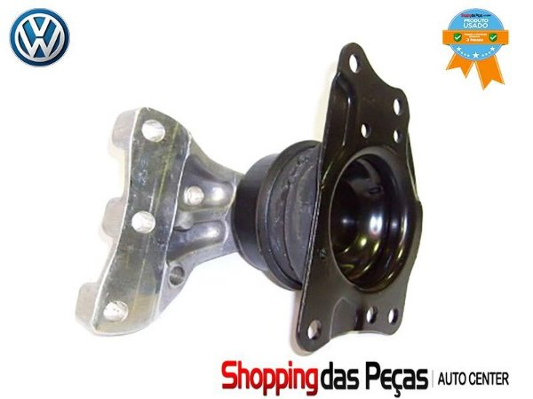 Coxim Motor Lado Esquerdo Fox Spacefox Polo Original