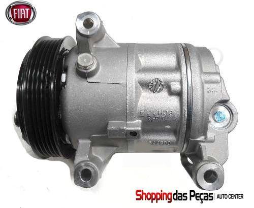 Compressor Ar Cond Novo Palio 2012delphi Usado Original