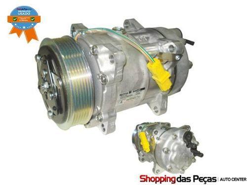 Compressor Ar Condicionado Peugeot 307/xssara/c5 Original