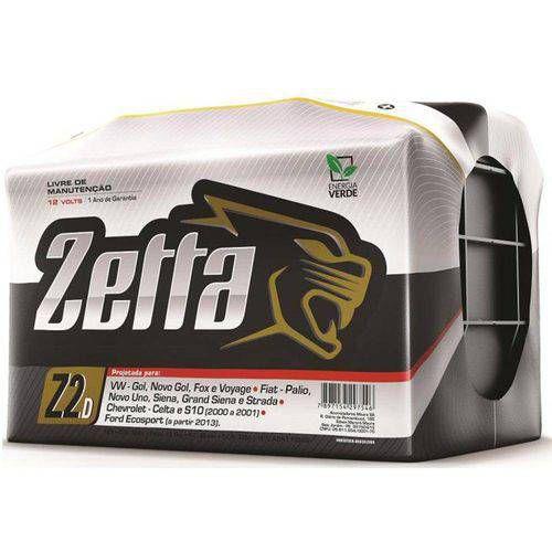 Bateria ZETTA 60 Amperes