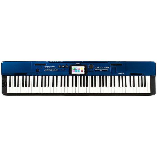 Piano Digital Casio Privia Px-560m Azul
