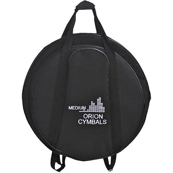 Bag Para Pratos Orion Medium Com Porta Baqueta Bp02