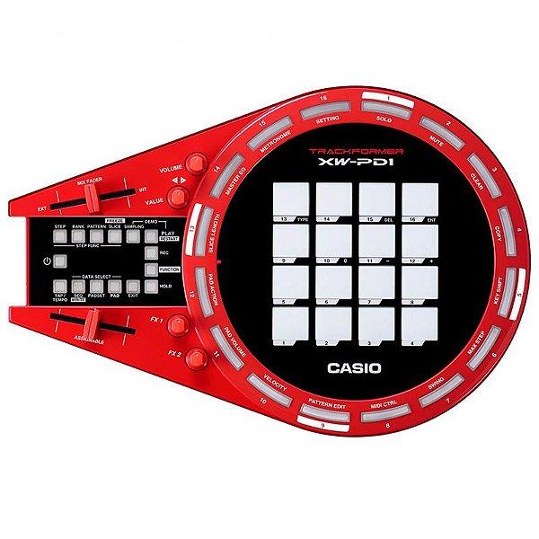 Controlador Dj Casio Workstation Trackformer Xw-pd1