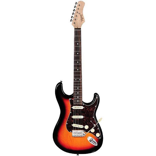 Guitarra Tagima New T-635 Classic Stratocaster Sunburst