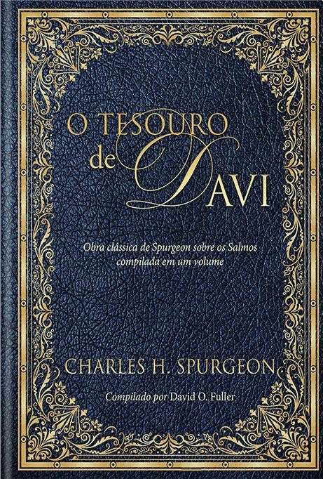 O Tesouro De Davi - Charles Spurgeon