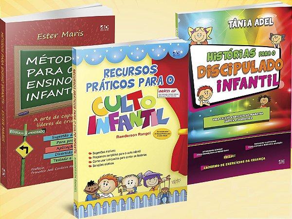 Kit Educação Cristã