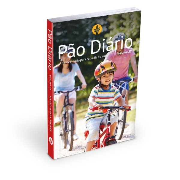 Pão Diário 2019 vol 22 capa Família