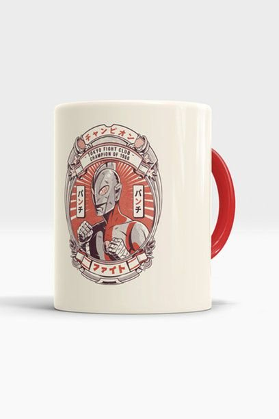 Caneca Bad Ones: Ultraman