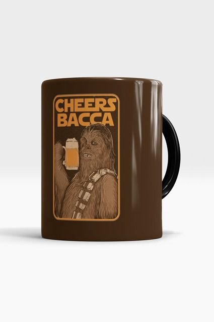 Caneca Cheersbacca