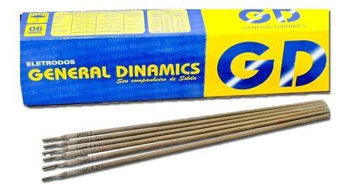 Eletrodo 6013 2,50mm General Dinamics