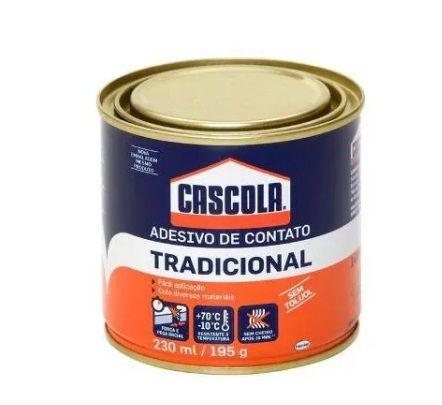 Cola De Contato Tradicional Cascola 195g