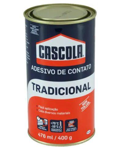Adesivo De Contato Tradicional Cascola 400g