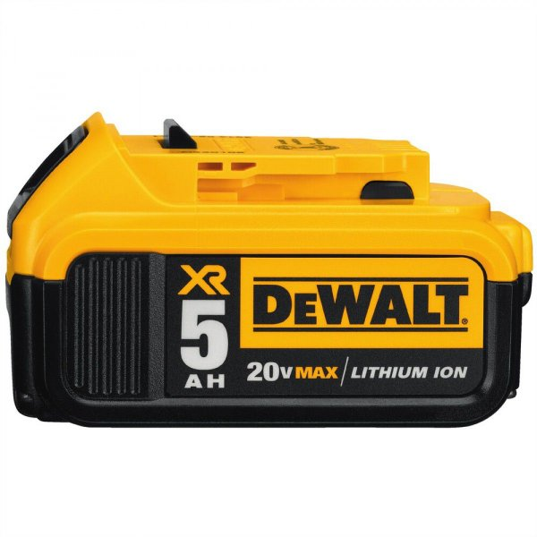 Bateria 20V Li-ion 5Ah DCB205 Dewalt
