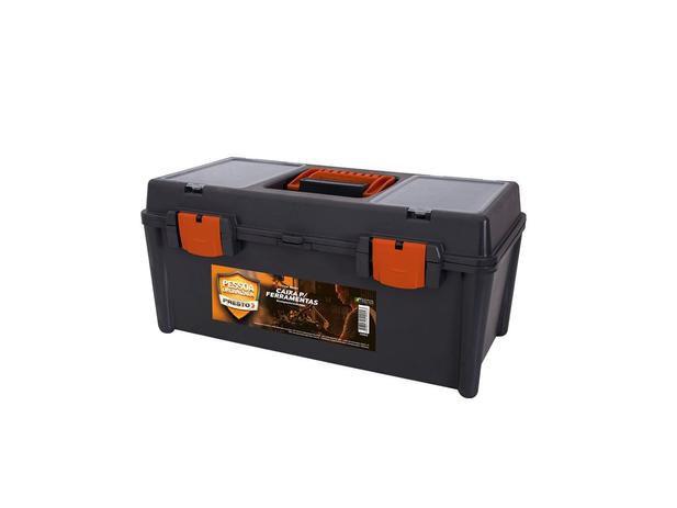 Caixa de Ferramentas Plastica c/organizador 96002 Presto