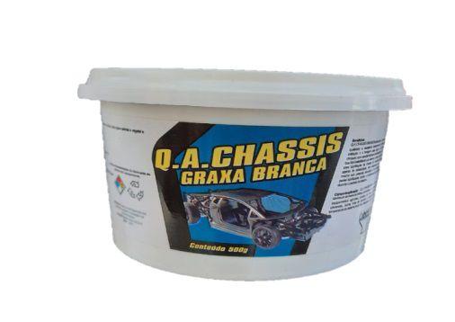 Graxa Q.A Chassis Branca Jocle  500g