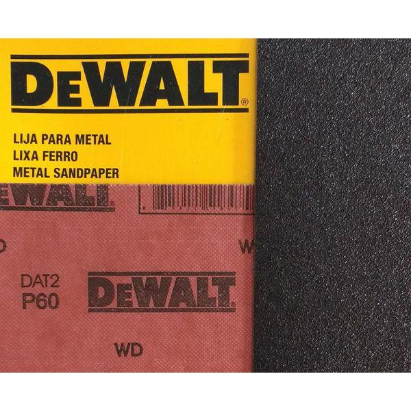 Lixa para Ferro Dewalt