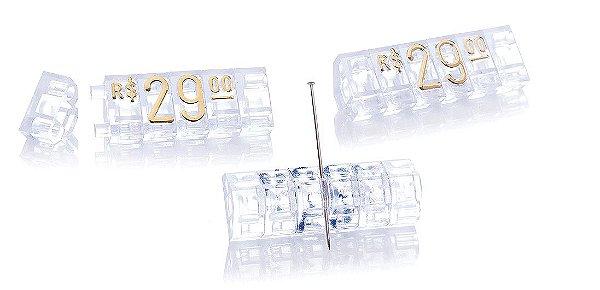 Kit de Preços (510 Peças) - Cristal com Dourado