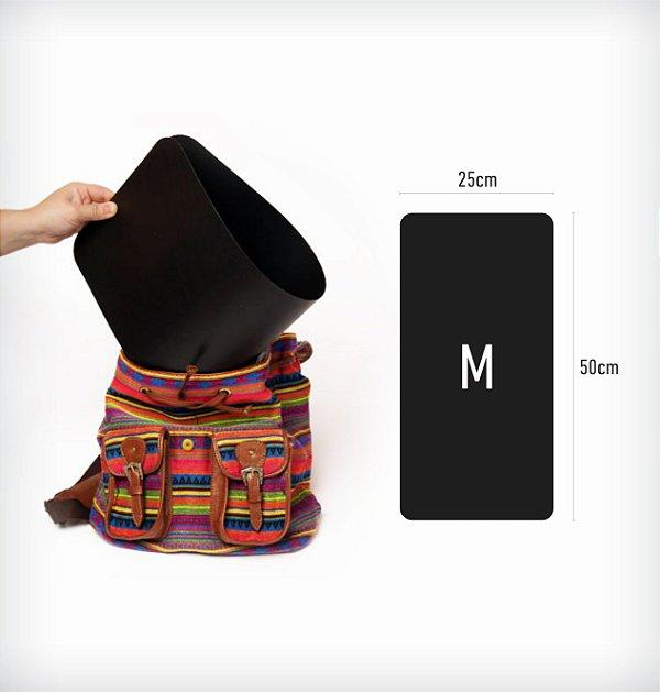 Enchimento Flexível para Bolsas (M) - 25 x 50cm