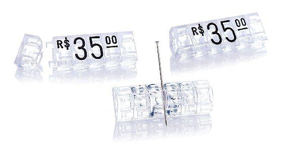 Kit de Preços (510 Peças) - Cristal com Preto