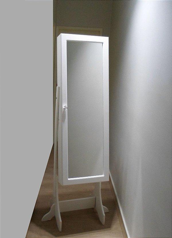Espelho Armário Porta Joias Raquel