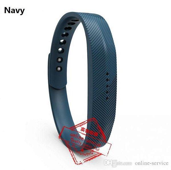 Pulseira Para Substituição Fitbit Flex 2 - Navy
