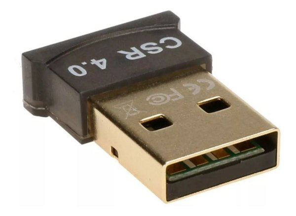 Mini Adaptador  Csr V4.0 Bluetooth Usb 20metros 3 Mbps