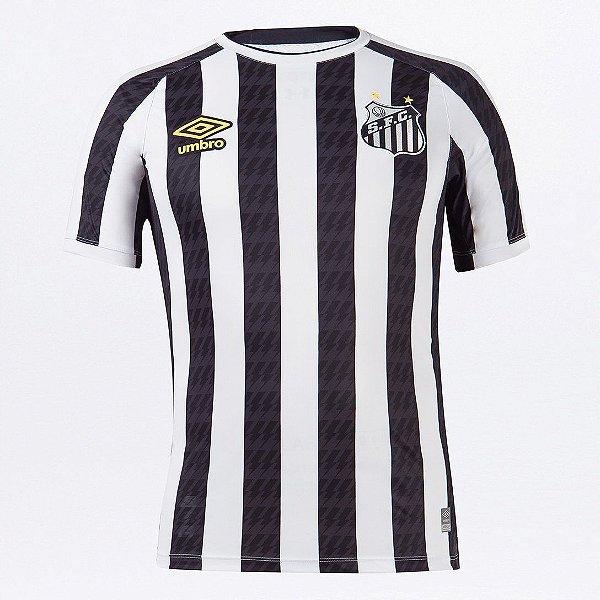 Camisa Santos II 2021/22 - Masculina