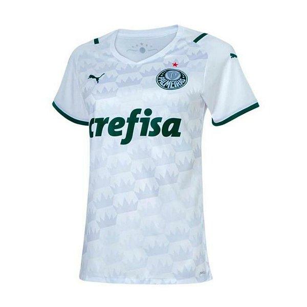 Camisa Palmeiras II 2021/22 - Feminina